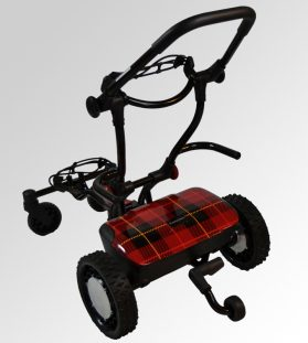 Electric Golf Caddy, Remote Control Golf Cart that Follows