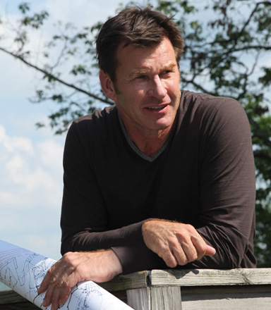 Nick Faldo wins world's best course designer award