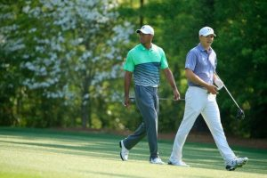 TIger Woods 2017 Masters
