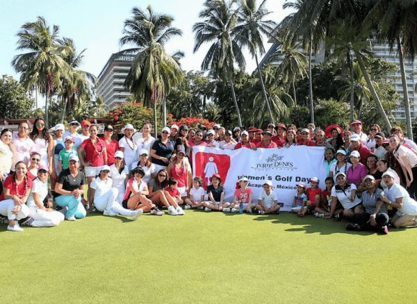 Women's Golf Day 2017