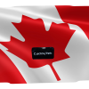 canada flag cover proof